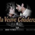 La Veuve Couderc - Capture menu Blu-ray