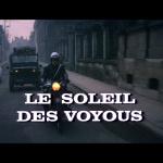 Le Soleil des voyous - Capture Blu-Ray