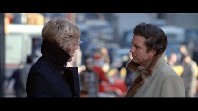 Les 3 jours du condor (1975) de Sydney Pollack - Édition Paramount 2009 – Capture Blu-ray