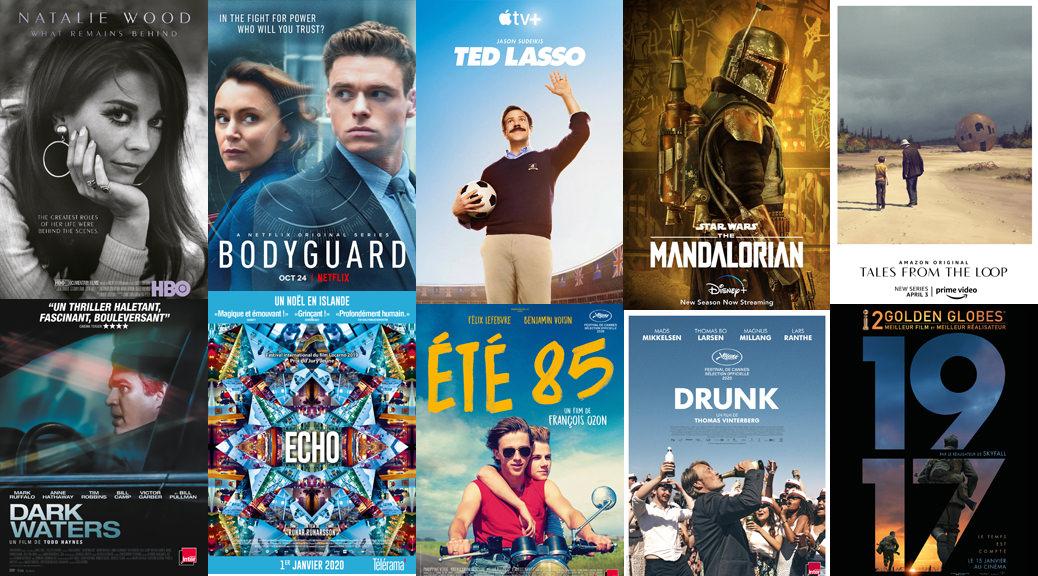 Tops Cinéma 2020 - Image une