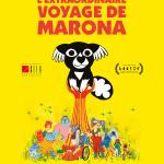 L'Extraordinaire voyage de Marona - Affiche
