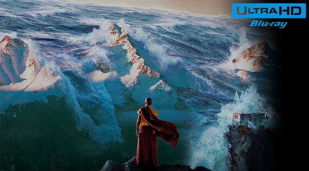 2012 (2009) de Roland Emmerich – Blu-ray 4K Ultra HD