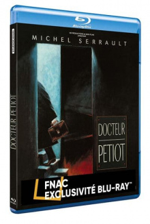 Docteur Petiot (1990) de Christian de Chalonge - Exclusivité FNAC - Packshot Blu-ray