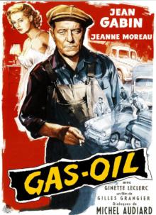 Gas-Oil - Affiche