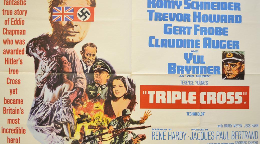 Triple Cross - Image une fiche film