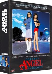 Angel (1984 – 1988) de Robert Vincent O'Neil & Tom DeSimone – La trilogie – Packshot Blu-ray