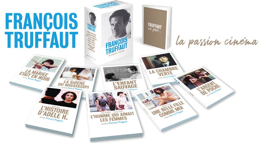 François Truffaut - Image une