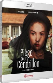 Piège pour Cendrillon - Jaquette Blu-ray