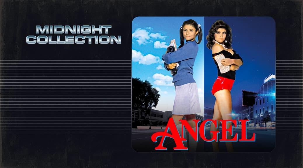 Angel (1984) de Robert Vincent O'Neil - Blu-ray