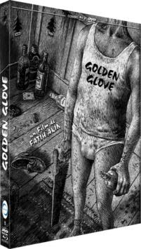 Golden Glove - Jaquette Combo DVD/Blu-ray 3D