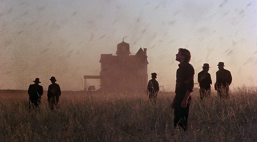 Les Moissons du ciel - Image Une news Blu-ray