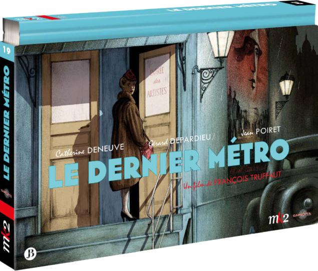 Le Dernier métro - Packshot Ultimate Carlotta