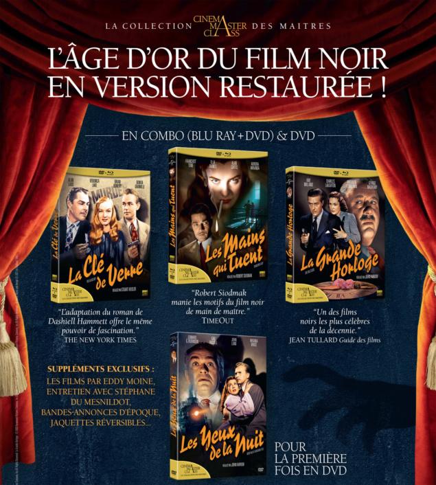 Films noirs - Jeu Concours