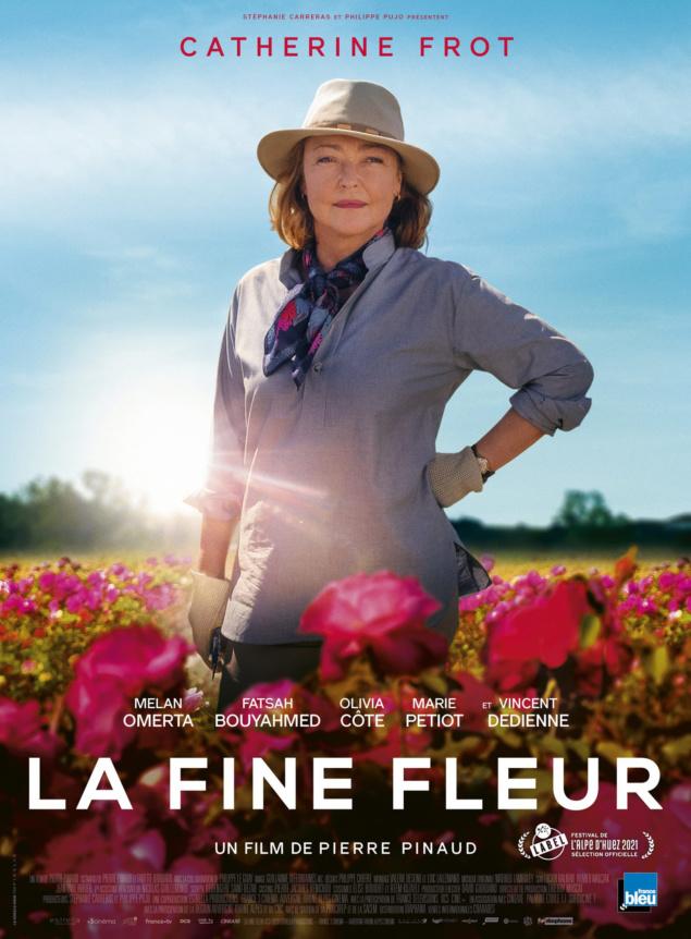 La Fine fleur - Affiche