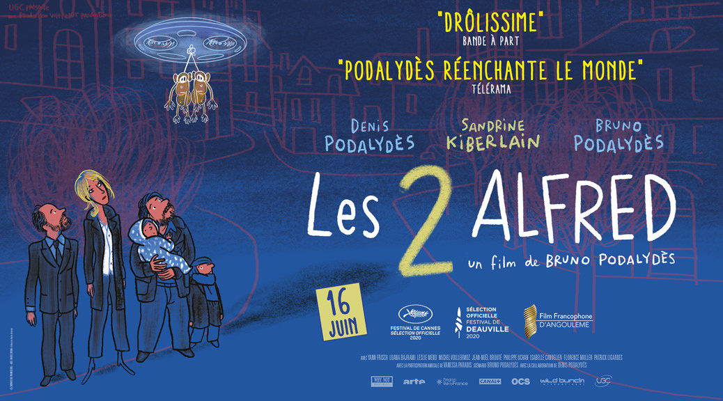 Les 2 Alfred - Image une fiche film