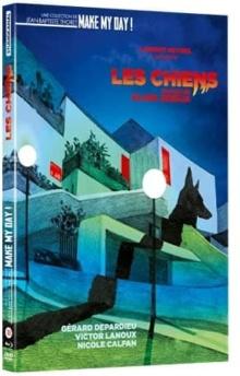 Les Chiens (1979) de Alain Jessua – Packshot Blu-ray
