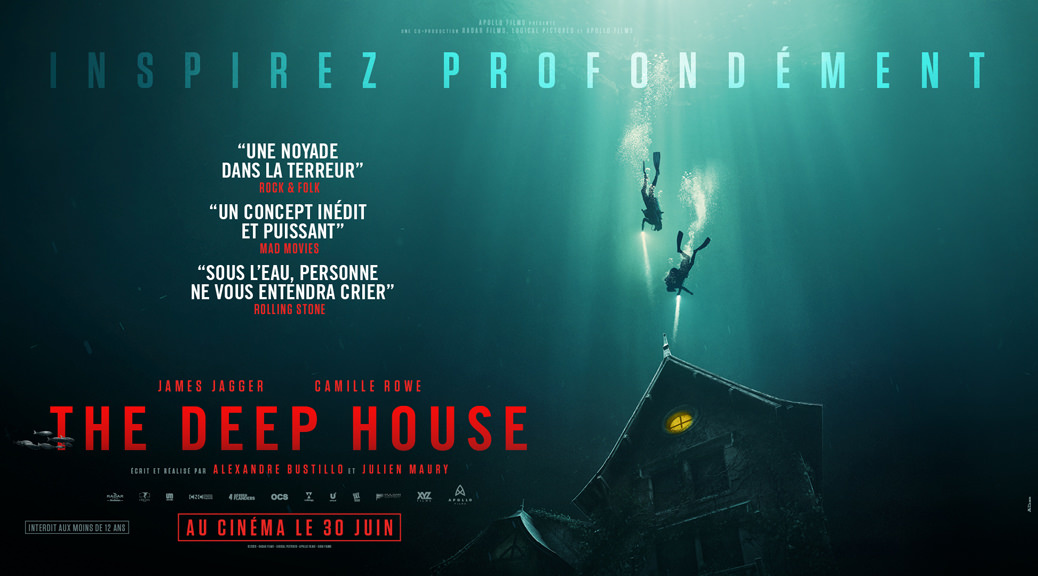 The Deep House - Image une fiche film