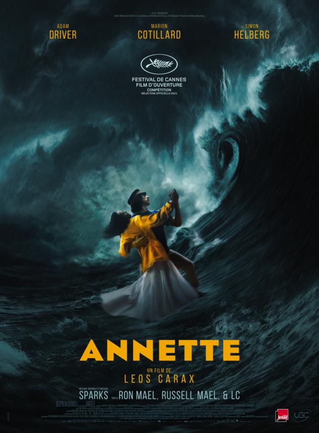 Annette - Affiche