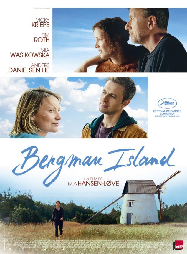 Bergman Island - Affiche
