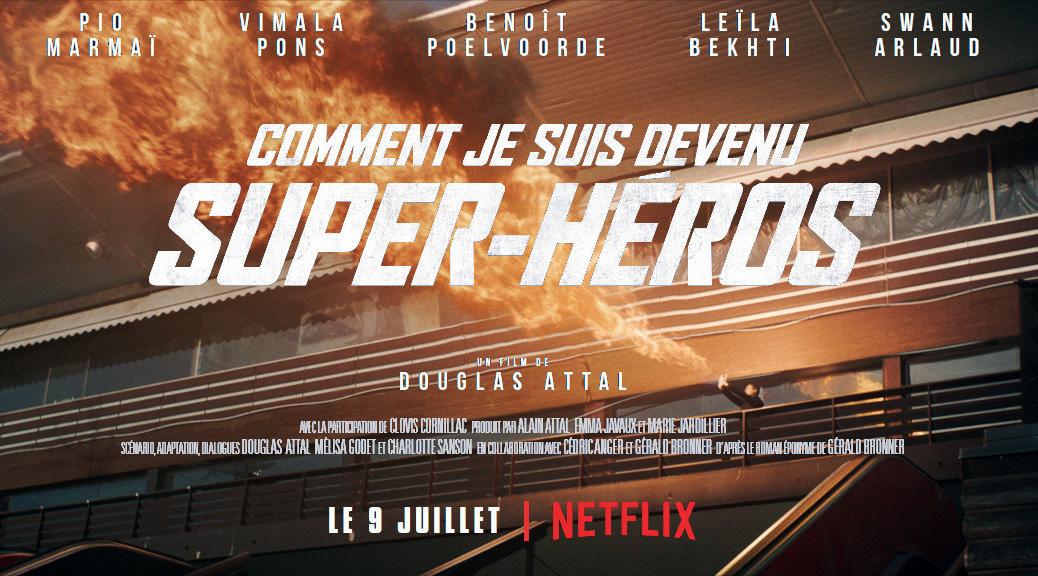 Comment je suis devenu super-héros - Image une fiche film