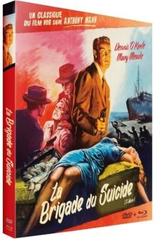 La Brigade du Suicide (1947) de Anthony Mann - Packshot Blu-ray