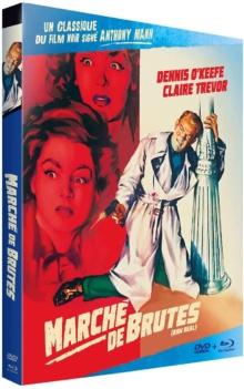 Marché de brutes (1948) de Anthony Mann - Édition Combo Blu-ray + DVD