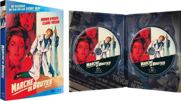 Marché de brutes - Scéno Combo BR + DVD