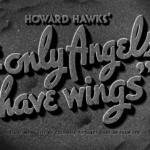 Seuls les anges ont des ailes - Cap Blu-ray