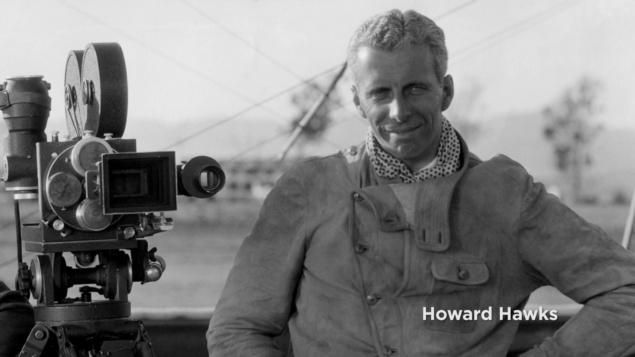 Seuls les anges ont des ailes - Howard Hawks sur le tournage de La Patrouille de l'aube