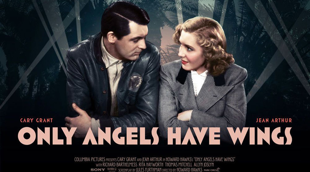 Seuls les anges ont des ailes - Image une test Blu-ray