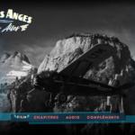 Seuls les anges ont des ailes - Cap menu Blu-ray
