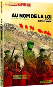 Au nom de la loi (1949) de Pietro Germi - Combo Blu-ray + DVD – Packshot Blu-ray