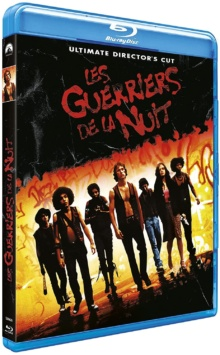 Les Guerriers de la nuit (1979) de Walter Hill - Ultimate Director's Cut – Packshot Blu-ray