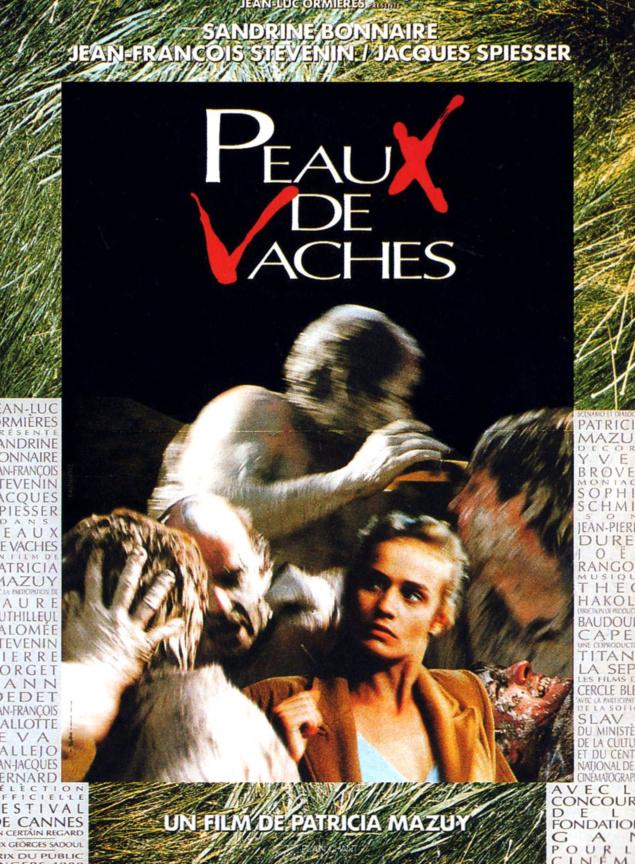 Peaux de vache - Affiche 1988