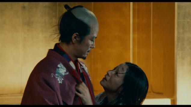 Ran (1985) de Akira Kurosawa - Édition StudioCanal 2016 (Master 4K) – Capture Blu-ray