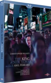 The King of New York (1990) de Abel Ferrara – Packshot Blu-ray