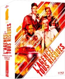 L'Agence tous risques – L'intégrale – Packshot Blu-ray