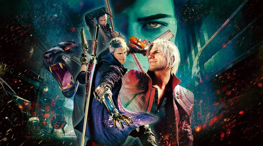 Devil May Cry 5 Special Edition – PlayStation 5