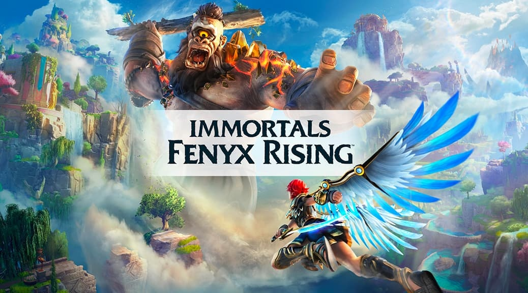 Immortals Fenyx Rising – PlayStation 5