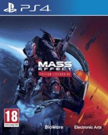 Mass Effect Édition Légendaire - PlayStation 4
