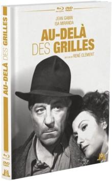 Au-delà des grilles (1949) de René Clément - Édition Collector Blu-ray + DVD - Packshot Blu-ray