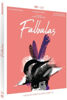 Falbalas (1945) de Jacques Becker - Packshot Blu-ray
