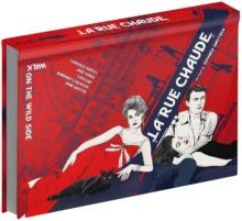 La Rue chaude (1962) de Edward Dmytryk - Packshot Blu-ray