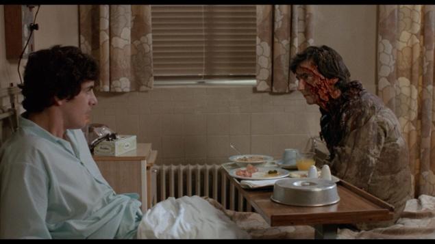 Le Loup-garou de Londres (1981) de John Landis - Édition Arrow 2019 (Master 4K) – Capture Blu-ray