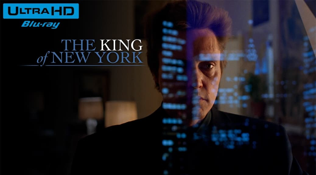 The King of New York (1990) de Abel Ferrara – Blu-ray 4K Ultra HD